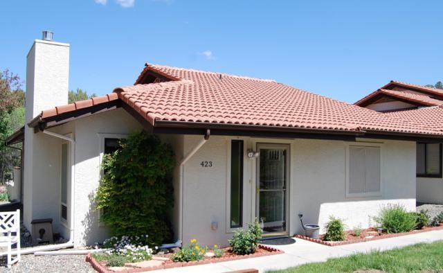 423 Jacaranda Drive, Prescott, AZ 86301 (#1021204) :: HYLAND/SCHNEIDER TEAM