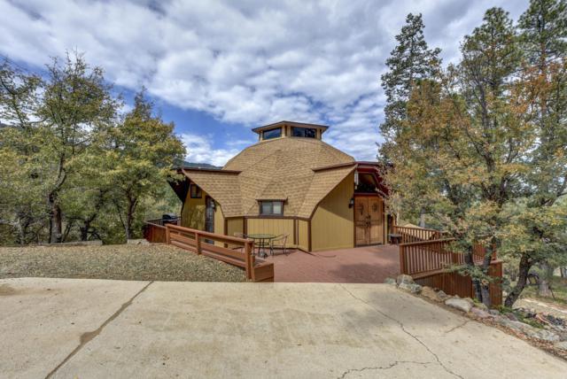 7950 S Forest Service Rd 80, Prescott, AZ 86303 (#1021227) :: HYLAND/SCHNEIDER TEAM