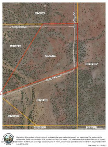 1294 Muddy Creek Trail, Seligman, AZ 86337 (#1021399) :: West USA Realty of Prescott