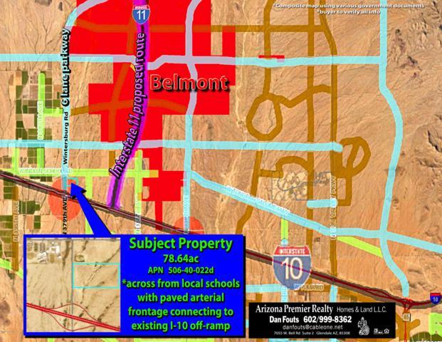33xx N Wintersburg Road, Tonopah, AZ 85354 (#1021491) :: West USA Realty of Prescott