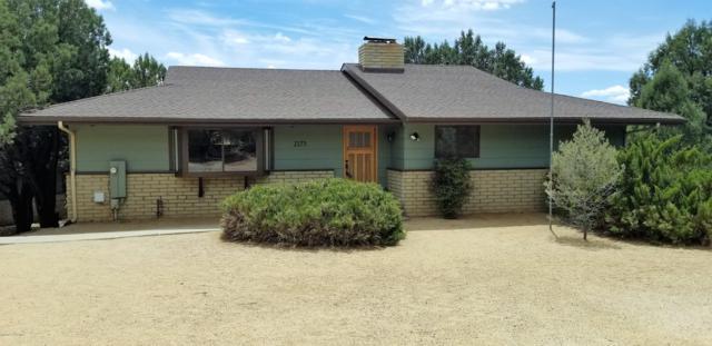 2175 W Tonto Ridge Road, Prescott, AZ 86305 (#1021498) :: Shelly Watne
