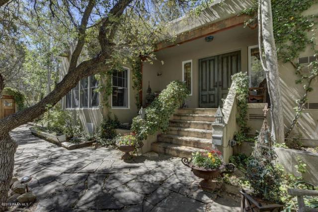 1507 W Sylvan Drive, Prescott, AZ 86305 (#1021531) :: Shelly Watne