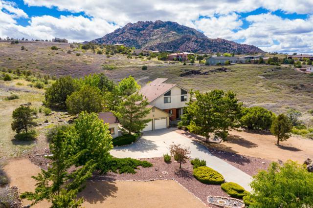 6480 N Michele Lane, Prescott, AZ 86305 (#1021727) :: West USA Realty of Prescott