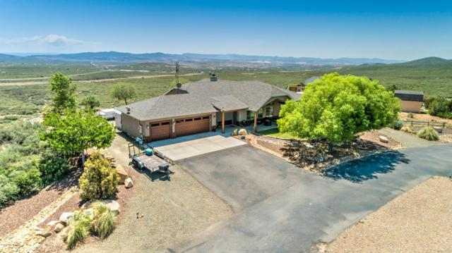15945 E James Town Ridge, Dewey-Humboldt, AZ 86327 (#1021830) :: West USA Realty of Prescott
