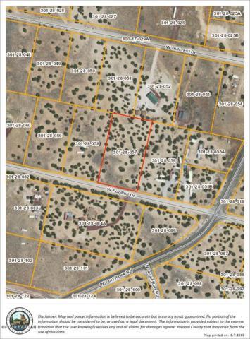 25420 W Foothill Drive, Seligman, AZ 86337 (#1021831) :: HYLAND/SCHNEIDER TEAM