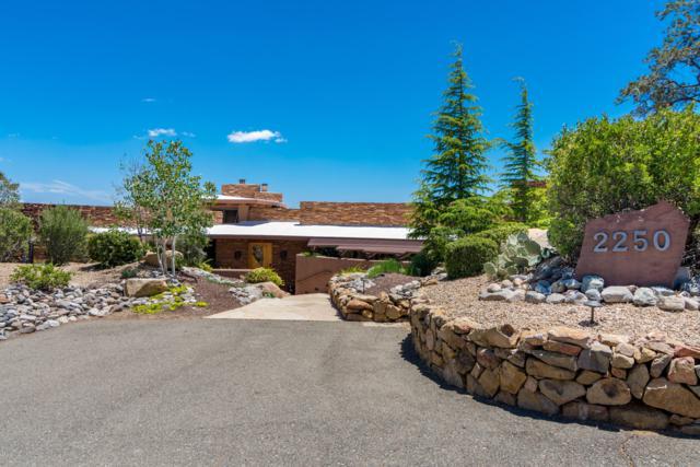 2250 W Aspen Acres Drive Drive, Prescott, AZ 86303 (#1021864) :: West USA Realty of Prescott