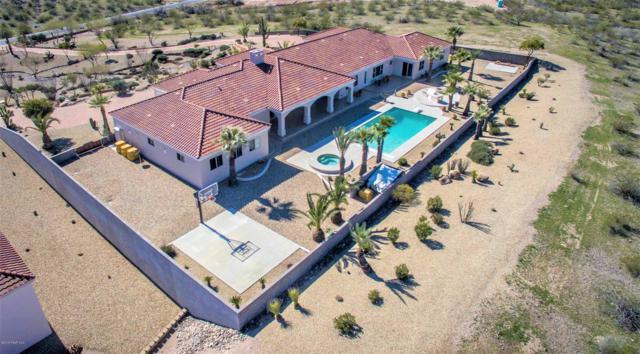 2590 Percheron Road, Wickenburg, AZ 85390 (#1021893) :: West USA Realty of Prescott