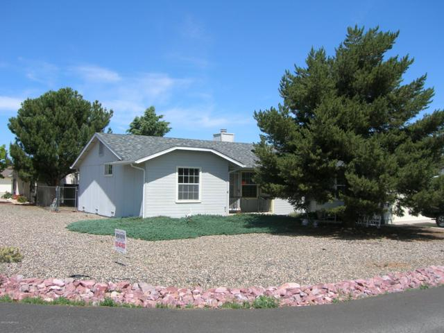 4940 N Spring Drive, Prescott Valley, AZ 86314 (#1022114) :: Shelly Watne