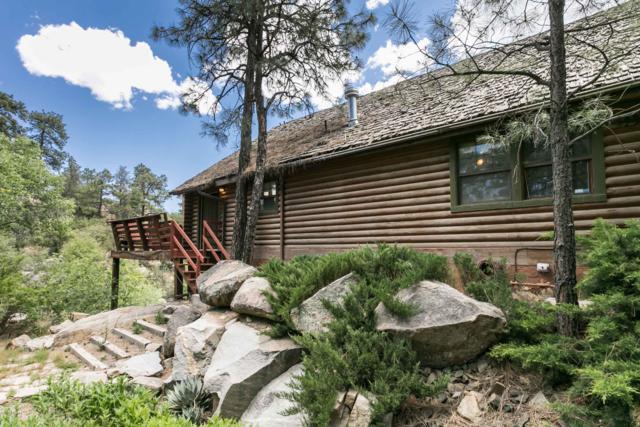 1940 W Pine Drive, Prescott, AZ 86305 (#1022133) :: Shelly Watne