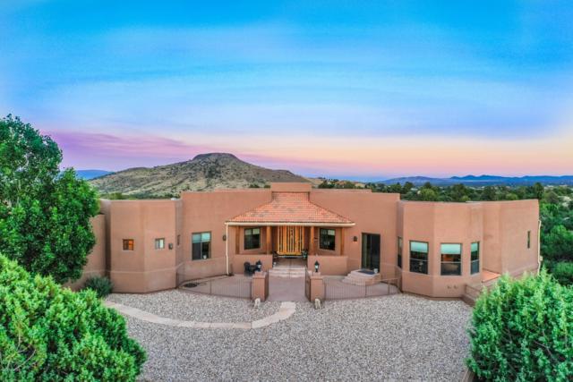 12300 N Henrys Way, Prescott, AZ 86305 (#1022244) :: West USA Realty of Prescott