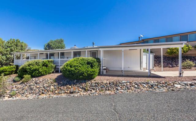 2572 Hilltop Road, Prescott, AZ 86301 (#1022281) :: West USA Realty of Prescott