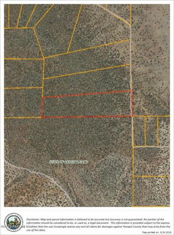 345 Sierra Verde Ranch, Seligman, AZ 86337 (#1022330) :: West USA Realty of Prescott