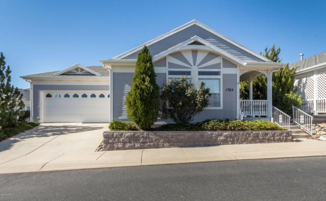 1765 E Baker Street #138, Prescott Valley, AZ 86314 (#1022337) :: HYLAND/SCHNEIDER TEAM