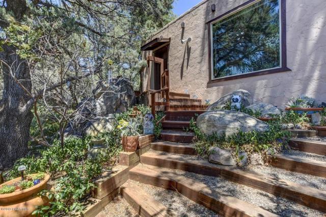 1960 W Iron Springs Road, Prescott, AZ 86305 (#1022361) :: HYLAND/SCHNEIDER TEAM