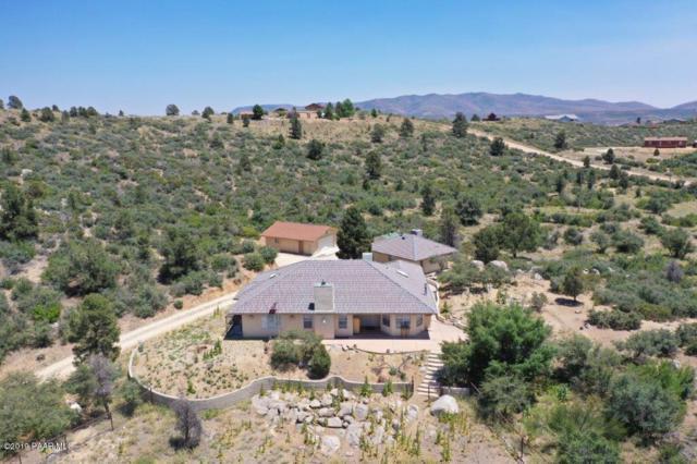 17877 S Pinon Lane, Peeples Valley, AZ 86332 (#1022420) :: West USA Realty of Prescott