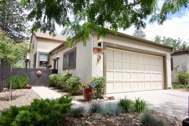 1645 Quail Run, Prescott, AZ 86303 (#1022520) :: West USA Realty of Prescott