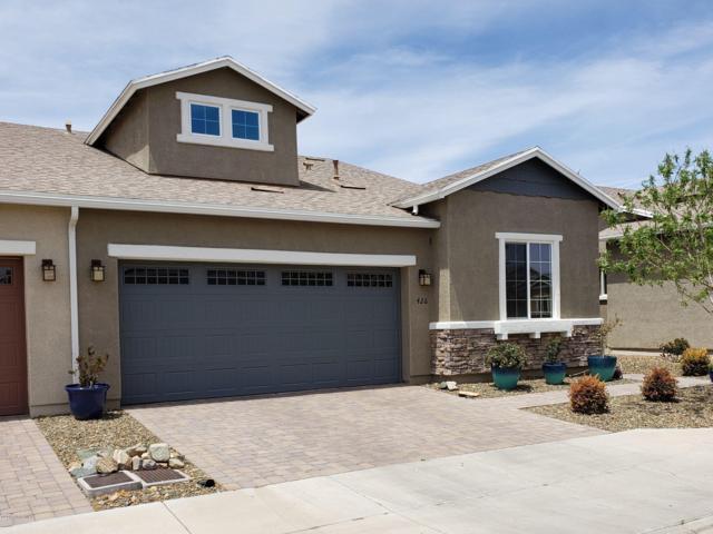426 N Casa Bella Avenue, Dewey-Humboldt, AZ 86327 (#1022527) :: Shelly Watne