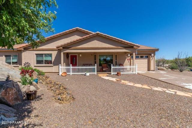17522 Westward Drive, Yarnell, AZ 85362 (#1022532) :: Shelly Watne