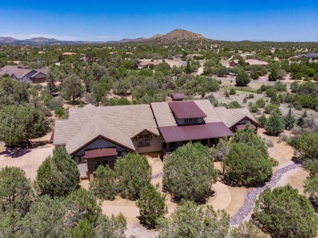 13361 N Iron Hawk Drive, Prescott, AZ 86305 (#1022669) :: Shelly Watne