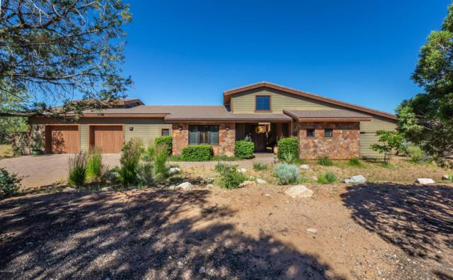 5105 W Vengeance Trail, Prescott, AZ 86305 (#1022716) :: Shelly Watne