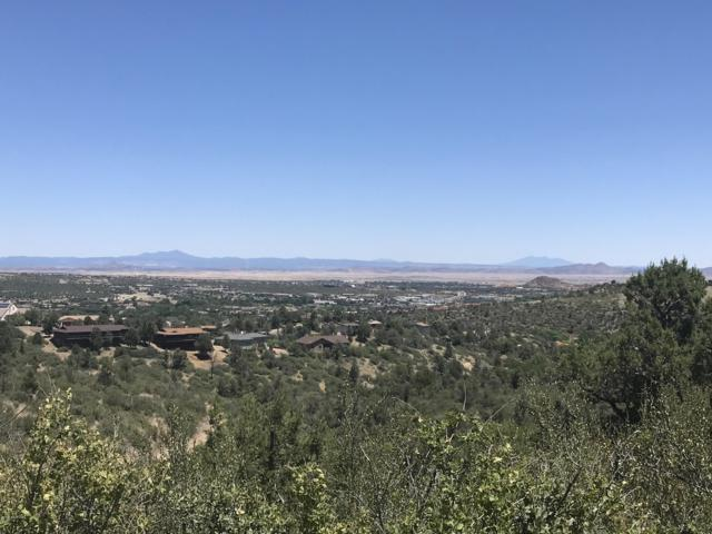 690 Panorama Drive, Prescott, AZ 86301 (MLS #1022769) :: Conway Real Estate