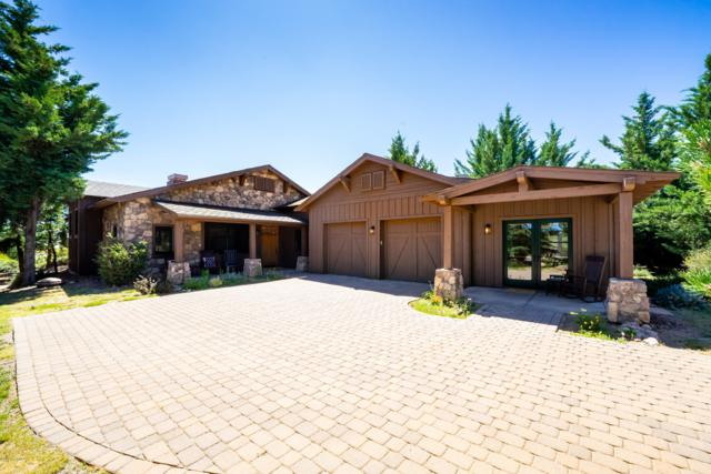 11765 W Lost Man Canyon Way, Prescott, AZ 86305 (#1022773) :: HYLAND/SCHNEIDER TEAM