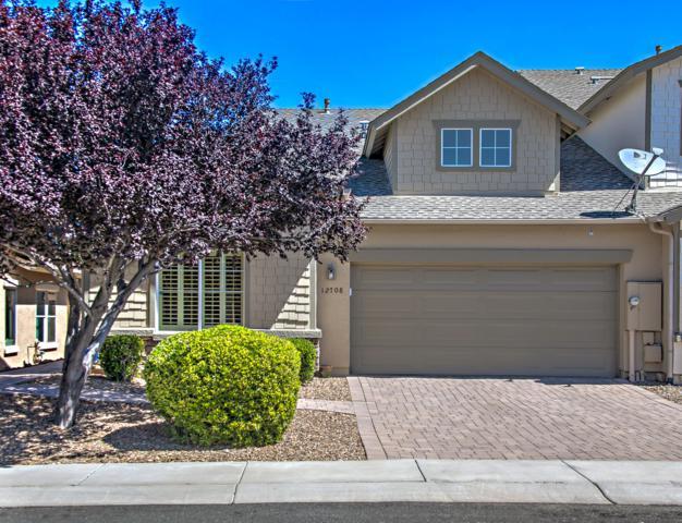 12708 E Tierra Aspera Street, Dewey-Humboldt, AZ 86327 (#1022785) :: Shelly Watne