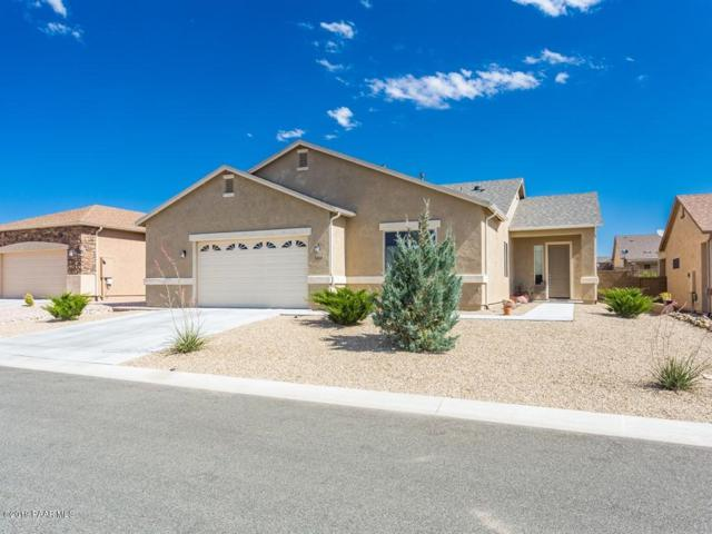 6054 E Teakwood Lane, Prescott Valley, AZ 86314 (#1022791) :: Shelly Watne