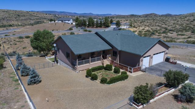 12785 S Rocking Lake Lane, Mayer, AZ 86333 (#1022842) :: West USA Realty of Prescott