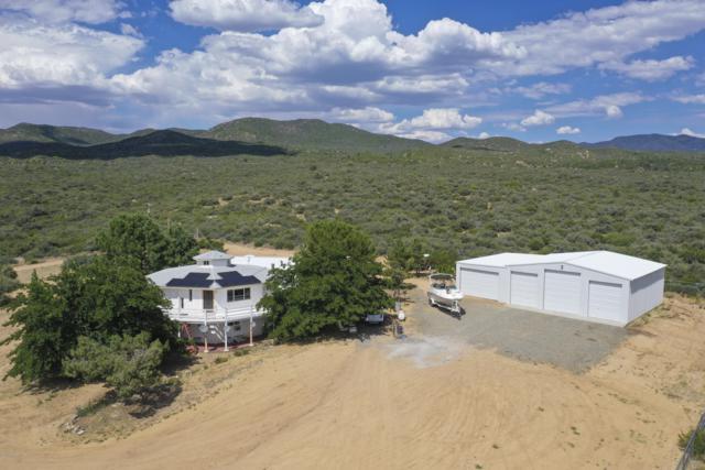 9440 S Steven Trail Trail, Wilhoit, AZ 86332 (#1022854) :: West USA Realty of Prescott