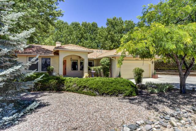 1272 N Oxbow Drive, Dewey-Humboldt, AZ 86327 (#1022861) :: Shelly Watne