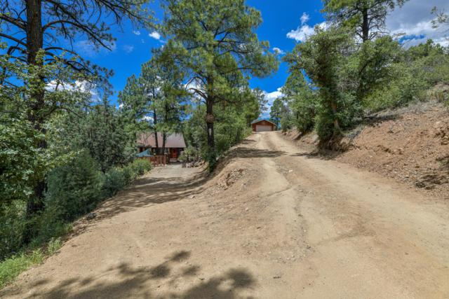 0 Forest Service Road 28 Lot 4, Prescott, AZ 86303 (#1022892) :: HYLAND/SCHNEIDER TEAM