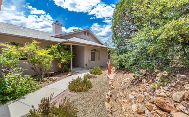 2388 Oakwood Drive, Prescott, AZ 86305 (#1022897) :: HYLAND/SCHNEIDER TEAM