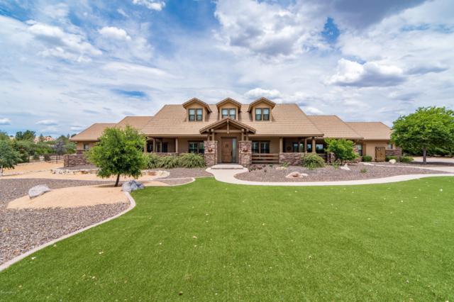 9839 N American Ranch Road, Prescott, AZ 86305 (#1022902) :: HYLAND/SCHNEIDER TEAM