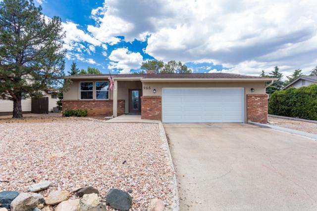 966 W Stirrup High Drive, Dewey-Humboldt, AZ 86327 (#1022927) :: HYLAND/SCHNEIDER TEAM