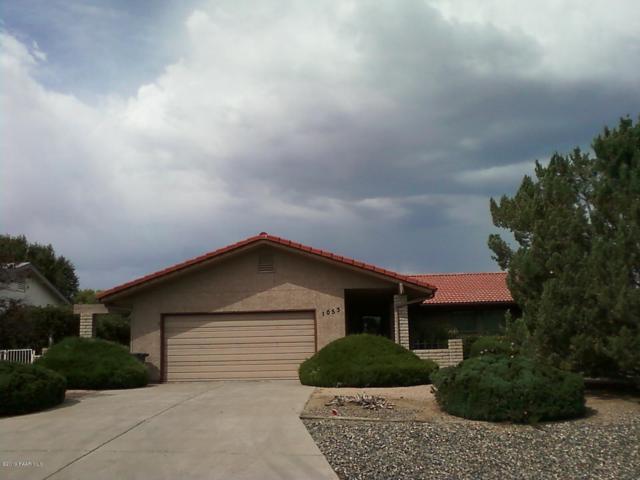 1053 N Arrowhead Lane, Dewey-Humboldt, AZ 86327 (#1022971) :: HYLAND/SCHNEIDER TEAM