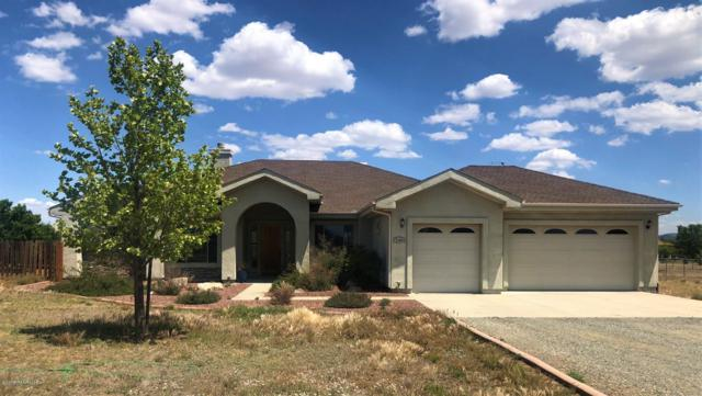 7300 E Knobby Lane, Prescott Valley, AZ 86315 (#1022972) :: West USA Realty of Prescott