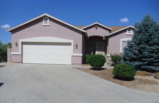 4899 N Wycliffe Drive, Prescott Valley, AZ 86314 (#1023011) :: West USA Realty of Prescott