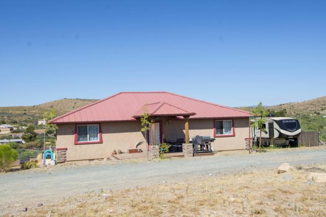 19899 E Stagecoach Trail, Mayer, AZ 86333 (#1023018) :: West USA Realty of Prescott