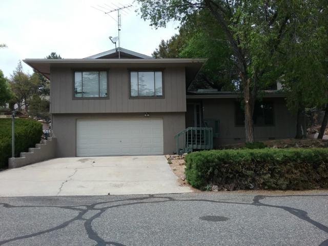 630 Dragonfly Drive, Prescott, AZ 86301 (MLS #1023280) :: Conway Real Estate