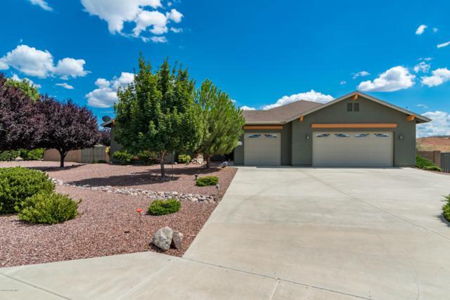 13201 E Trigger Road, Prescott Valley, AZ 86315 (MLS #1023350) :: Conway Real Estate