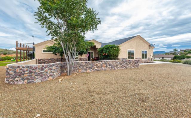 15800 E True Grit Road, Dewey-Humboldt, AZ 86327 (#1023368) :: West USA Realty of Prescott