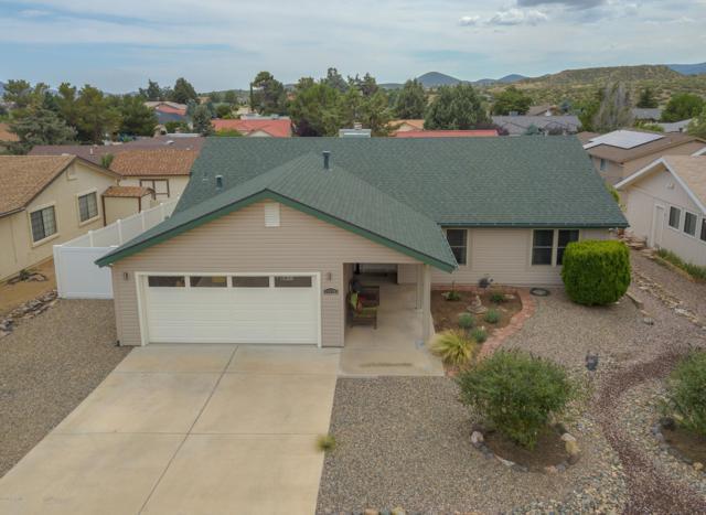 11039 E Singletree Trail, Dewey-Humboldt, AZ 86327 (#1023371) :: Shelly Watne