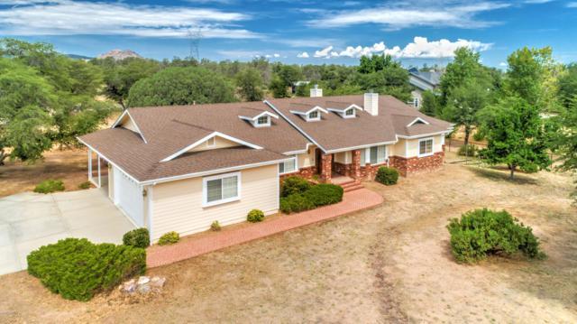 8675 N Oak Forest Drive, Prescott, AZ 86305 (#1023447) :: West USA Realty of Prescott