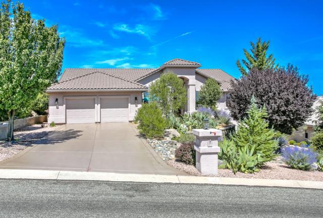 622 Yavapai Hills Drive, Prescott, AZ 86301 (MLS #1023469) :: Conway Real Estate