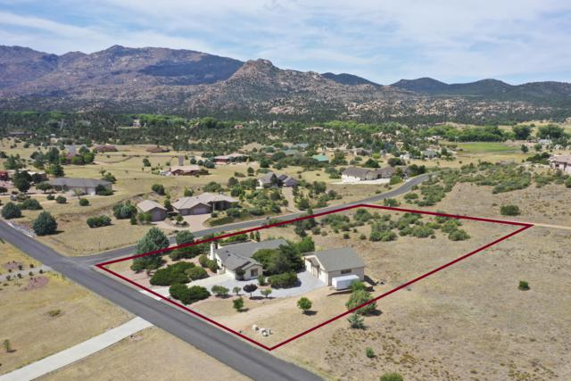 10796 N Saddle Pass Road, Prescott, AZ 86305 (#1023533) :: Shelly Watne