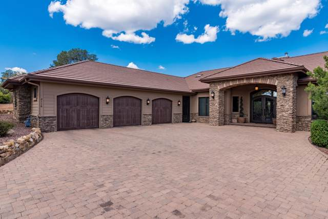 2116 Forest Mountain Road, Prescott, AZ 86303 (#1024473) :: HYLAND/SCHNEIDER TEAM