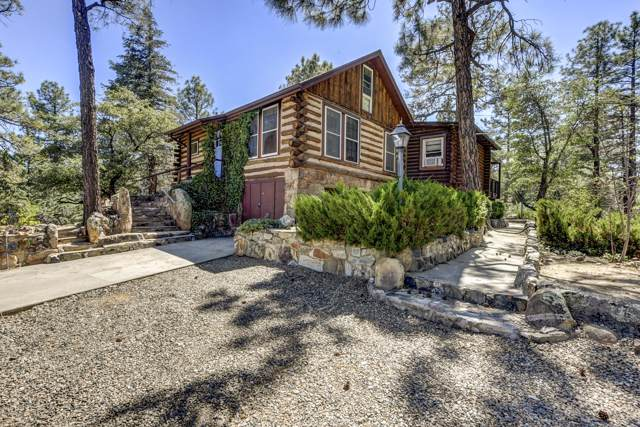 613 Maricopa Drive, Prescott, AZ 86303 (#1024486) :: West USA Realty of Prescott
