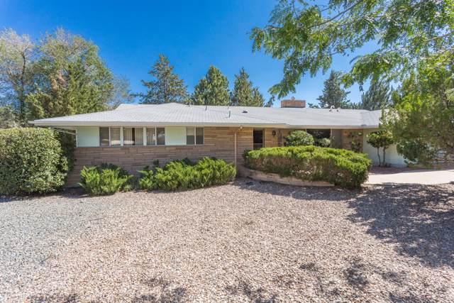 5 Cienega Drive, Prescott, AZ 86301 (#1024513) :: HYLAND/SCHNEIDER TEAM