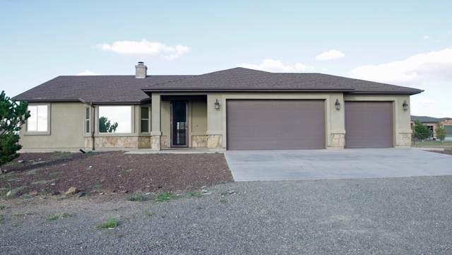 9540 E Blazing Star Circle, Prescott Valley, AZ 86315 (MLS #1024538) :: Conway Real Estate